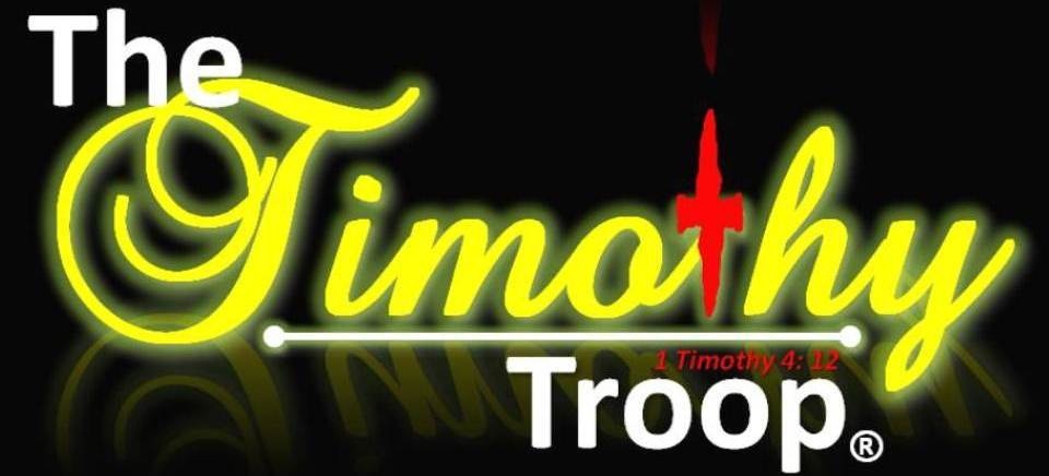 Welcome To The Timothy Troop